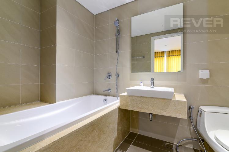 Phòng Tắm 2 Bán căn hộ Đảo Kim Cương 2 phòng ngủ tầng trung tháp Bora Bora, đầy đủ nội thất, view sông và nội khu