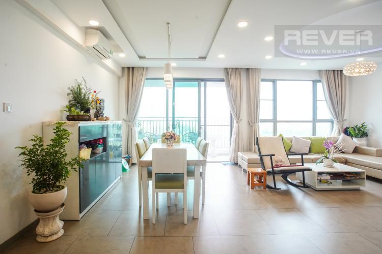 Bán căn hộ Riviera Point 3PN, diện tích 146m2, đầy đủ nội thất, hướng Đông Bắc, view thoáng mát