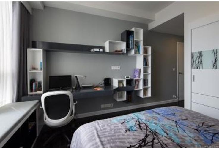 Phòng ngủ căn hộ SUNRISE CITY Bán hoặc cho thuê căn hộ Sunrise City 3PN, tháp V2 khu South, diện tích 162m2, đầy đủ nội thất