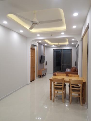 Nội thất SSR  Căn hộ Saigon South Residence đầy đủ nội thất, thiết kế hiện đại.