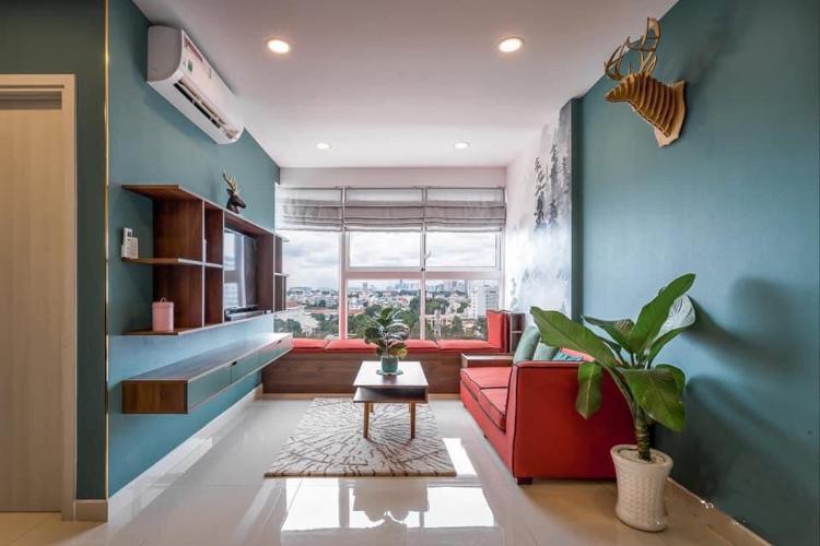 Căn hộ Cộng Hòa Garden tầng 09 thiết kế hiện đại, nội thất đầy đủ