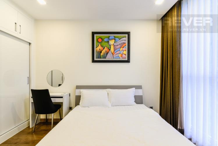 Phòng Ngủ 2 Căn hộ Vinhomes Central Park 2 phòng ngủ tầng cao P3 hướng Bắc