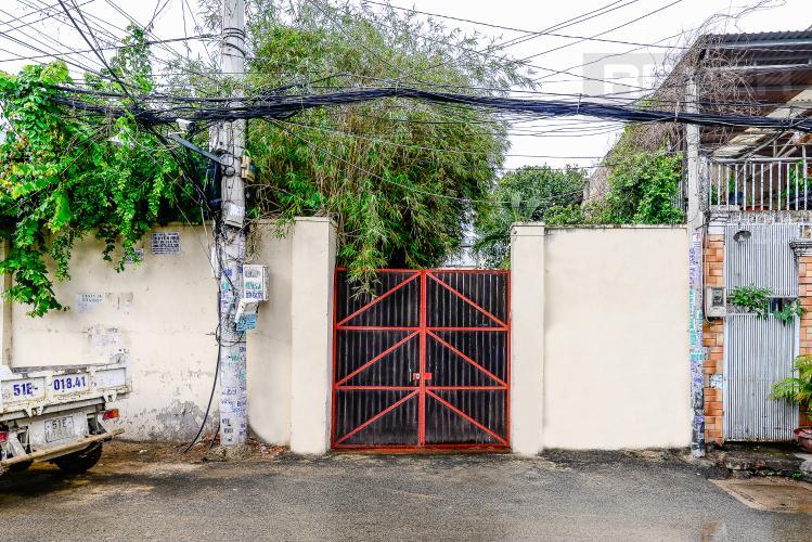 Mặt Tiền Nhà Nhà phố 4 phòng ngủ hẻm đường Nguyễn Văn Đậu nội thất đầy đủ