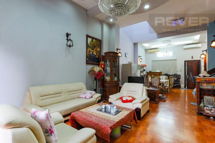 Phòng Khách Biệt thự 5 phòng ngủ Khu C Khu villa Bình An Riverside Quận 2