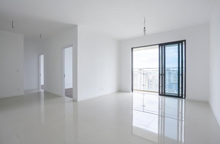 Căn hộ Estella Heights 2 phòng ngủ tầng cao T2 nhà trống