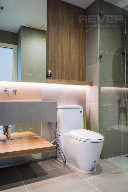 Phòng Tắm Cho thuê căn hộ City Garden 1 phòng ngủ, tháp Promenade 2, đầy đủ nội thất, view trực diện hồ bơi
