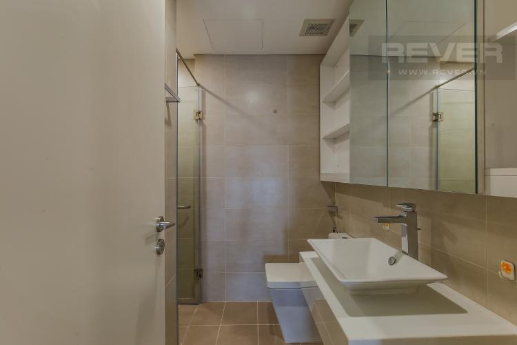 Phòng Tắm 1 Căn hộ Masteri Millennium tầng cao, block B, 2PN nội thất đầy đủ