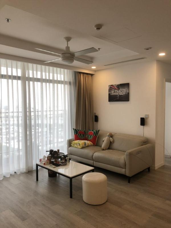 3f560c3ffab71de944a6 Bán căn hộ Vinhomes Central Park 2PN, diện tích 84m2, đầy đủ nội thất, view thành phố