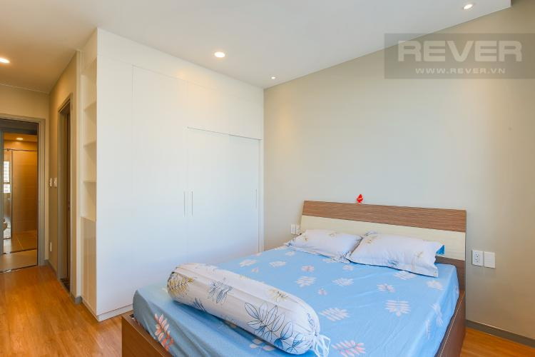 Phòng Ngủ 1 Căn hộ The Gold View 2 phòng ngủ tầng thấp A3 view sông