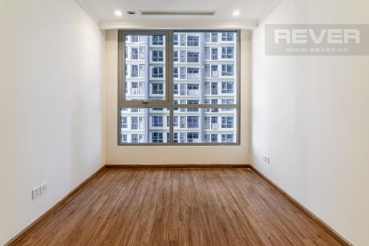 Phòng Ngủ 2 Căn hộ Vinhomes Central Park 2 phòng ngủ tầng thấp L5 nhà trống