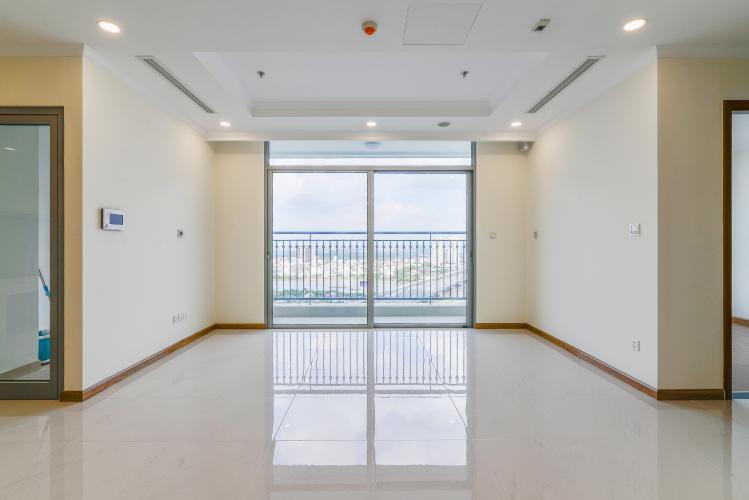 Căn hộ Vinhomes Central Park 2 phòng ngủ tầng trung Landmark 6