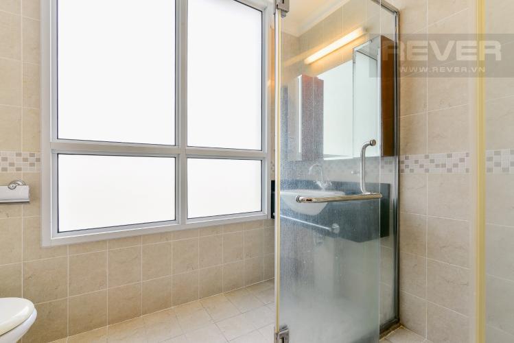 Phòng Tắm 1 Căn hộ The Manor 3 phòng ngủ tầng trung tháp G nhà trống