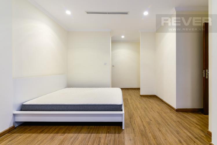 Phòng Ngủ 2 Căn hộ Vinhomes Central Park 4PN đầy đủ nội thất, view sông Sài Gòn