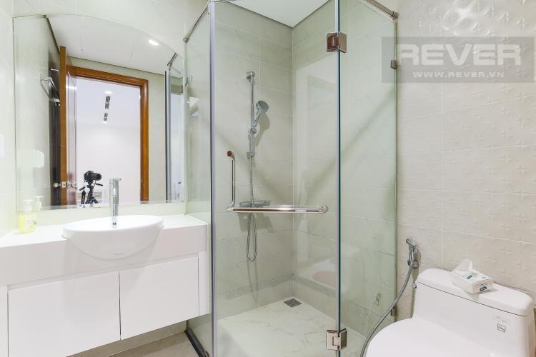 Phòng Tắm Căn hộ Vinhomes Central Park tầng thấp, 1 phòng ngủ, view sông, full nội thất