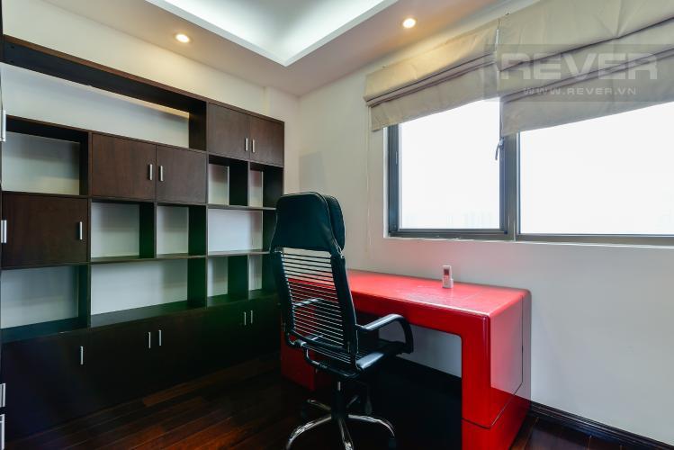 Phòng Làm Việc Căn hộ The Panorama 3 phòng ngủ tầng trung view sông