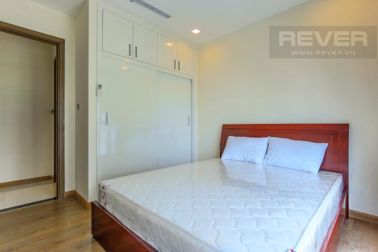 Phòng Ngủ 2 Căn hộ Vinhomes Central Park tầng trung Park 6 view nội khu