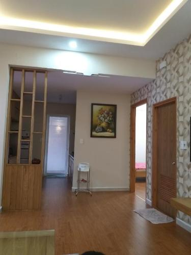 Căn hộ CBD Premium Home tầng trung, đầy đủ nội thất.