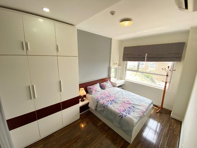 Phòng ngủ  Lexington Residence Quận 2 Căn hộ Lexington Residence view thành phố, đầy đủ nội thất.