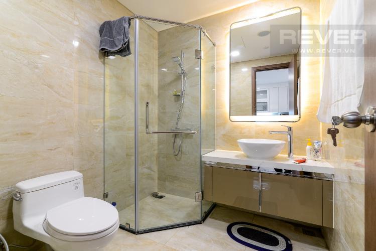 Phòng Tắm Bán căn hộ Vinhomes Central Park 1PN, tháp Landmark 81, đầy đủ nội thất, view trực diện hồ bơi