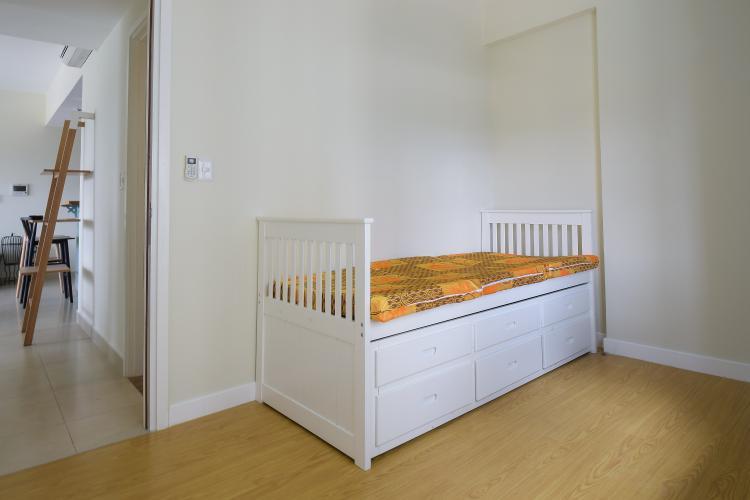 Phòng Ngủ 2 Cho thuê căn hộ Masteri Thảo Điền tầng cao, 2PN, đầy đủ nội thất
