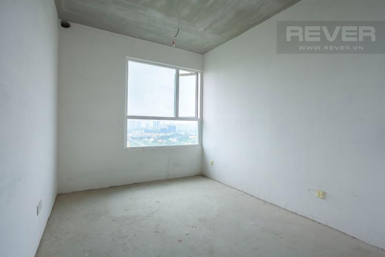 Phòng Ngủ 2 Căn góc Vista Verde 2 phòng ngủ tầng cao T1 nhà giao thô