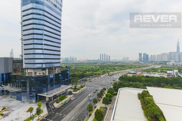 View Cho thuê căn hộ Sarimi Sala Đại Quang Minh 3 phòng ngủ, đầy đủ nội thất, view Landmark 81