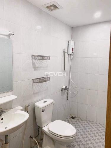 Phòng tắm căn hộ Jamona City, Quận 7 Căn hộ chung cư Jamona City tầng cao, view nội khu mát mẻ quanh năm.