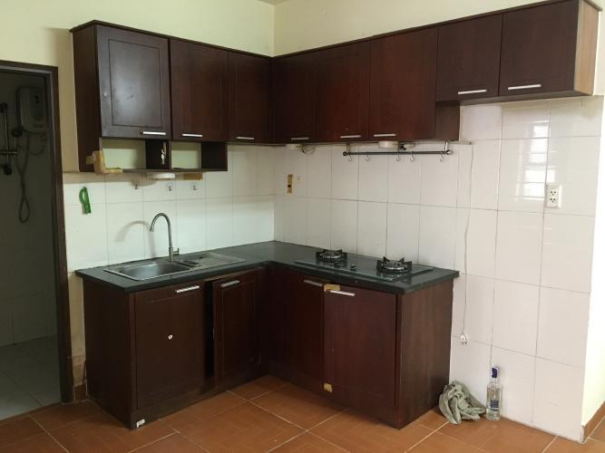 Phòng bếp chung cư Tân Mai, Bình Tân Căn hộ chung cư Tân Mai tầng trung, view nội khu.