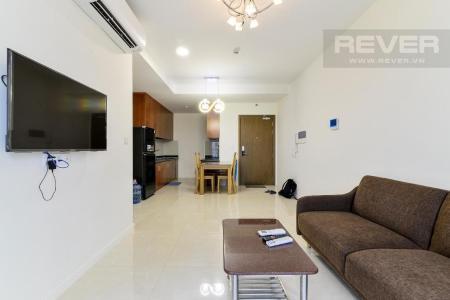 Bán căn hộ Masteri Millennium 2PN, block B, diện tích 72m2, đầy đủ nội thất, view kênh Bến Nghé