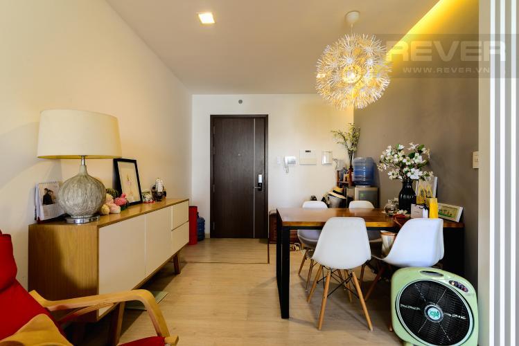 Phòng Ăn Bán căn hộ Lexington Residence 1PN tầng trung, đầy đủ nội thất, view nội khu và Landmark 81