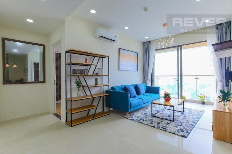 mg7357.jpg Cho thuê căn hộ Masteri Millennium tầng cao 2PN đầy đủ nội thất view sông