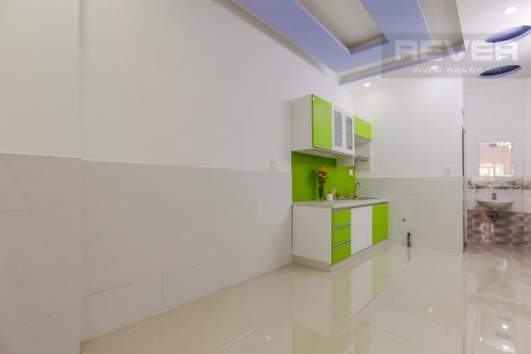 Phòng Bếp Bán nhà phố đường Đoàn Văn Bơ Quận 4, 2PN, sổ hồng chính chủ