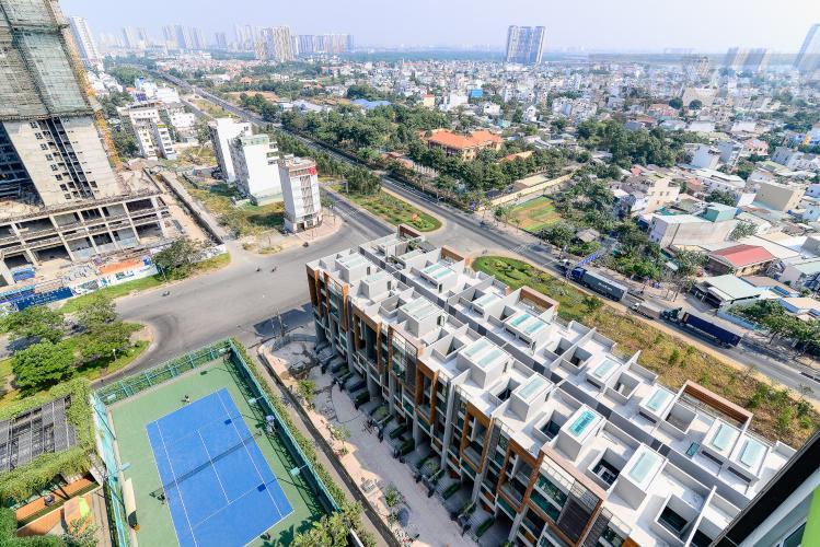 View Bán hoặc cho thuê căn hộ Vista Verde 2PN 2WC, nội thất cao cấp, view thành phố
