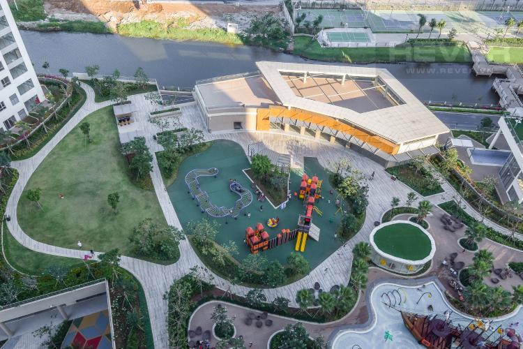 View Cho thuê căn hộ Diamond Island - Đảo Kim Cương  2PN 2WC, đầy đủ nội thất, view hướng sông và nội khu