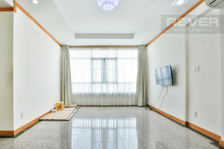 Phòng Khách Căn hộ Phú Hoàng Anh 3 phòng ngủ tầng cao block B