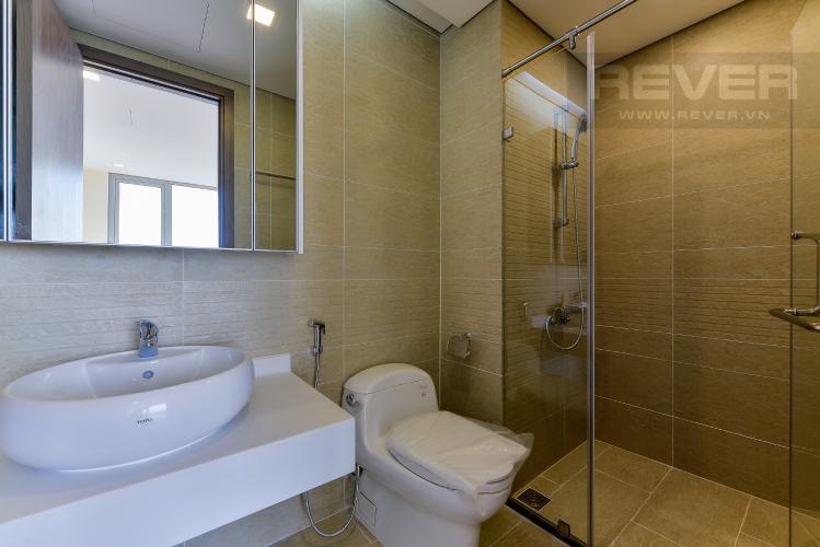 Phòng tắm Căn hộ Vinhomes Central Park 2 phòng ngủ, tầng cao P7, chưa có nội thất