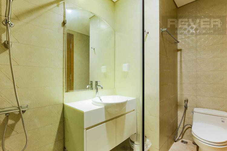 Phòng Tắm 1 Căn hộ Vinhomes Central Park tầng cao L2 nội thất đẹp, tiện nghi