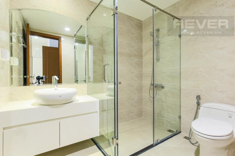 Phòng tắm Căn góc Vinhomes Central Park 3 phòng ngủ tầng cao Landmark 2