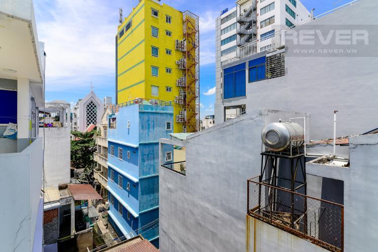 View Cho thuê nhà phố 2 phòng ngủ hẻm 540 đường Cách Mạng Tháng 8, Quận 3, đầy đủ nội thất