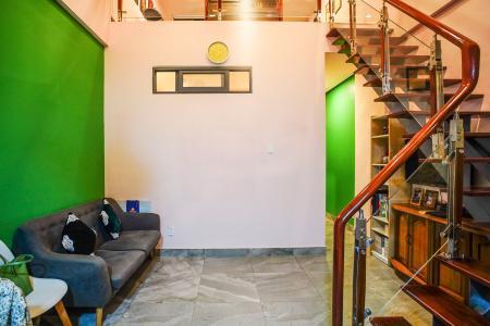 Bán hoặc cho thuê căn hộ Lý Văn Phức Quận 1, diện tích 40m2, đầy đủ nội thất, hướng Đông Nam