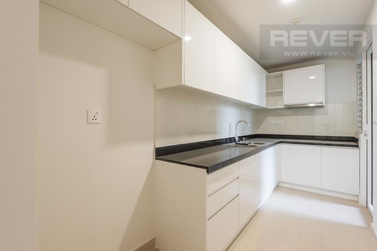 Bếp Căn hộ Vista Verde 2 phòng ngủ tầng thấp Orchid view nội khu