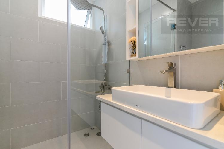Phòng Tắm Căn hộ Vista Verde 1 phòng ngủ tầng cao T1 đầy đủ nội thất