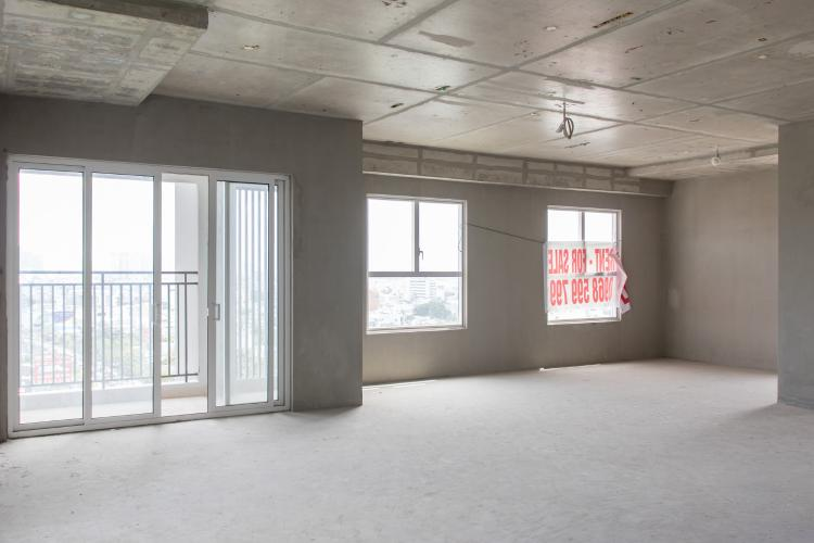 Bán căn hộ Sunrise CityView 3PN, tầng thấp, diện tích 114m2, bàn giao nhà thô