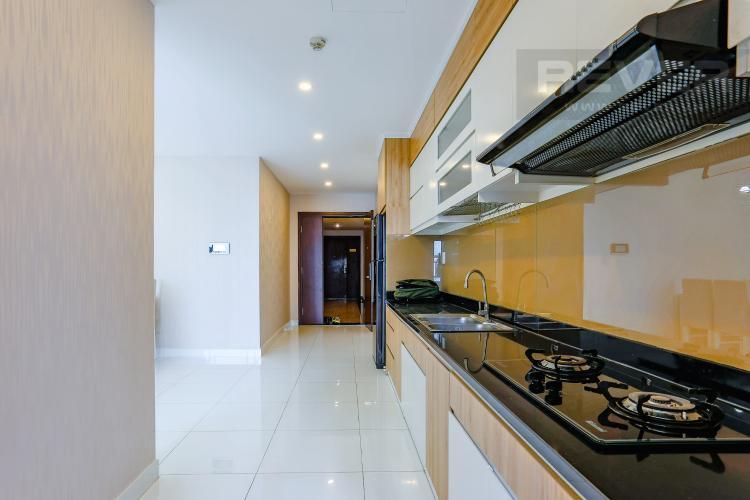 Phòng Bếp Căn hộ Sunrise City 2 phòng ngủ tầng trung W1 view hồ bơi