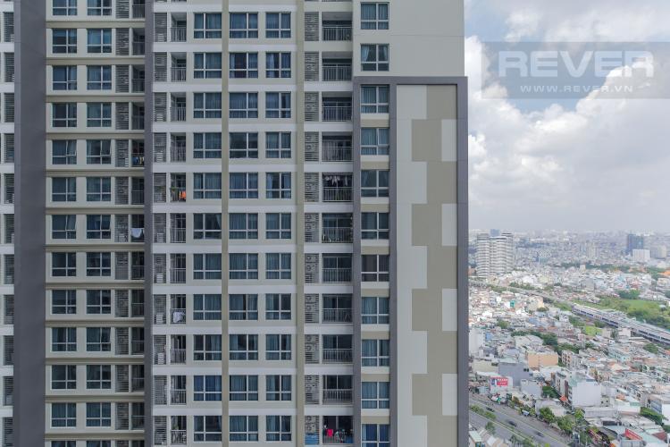 View Cho thuê căn hộ Vinhomes Central Park 2PN tầng trung, diện tích 71m2, đầy đủ nội thất