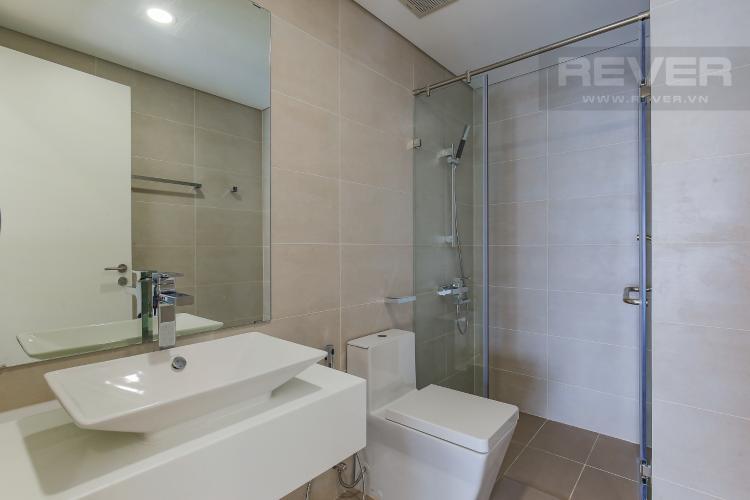 Phòng Tắm 1 Căn hộ Masteri Millennium tầng cao, view sông, 2PN