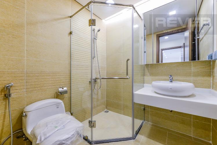 Phòng tắm 2 Căn hộ Vinhomes Central Park 2 phòng ngủ tầng cao P7 nhà trống