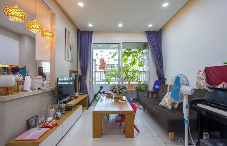 Căn hộ Lexington Residence 3 phòng ngủ tầng cao LB đầy đủ tiện nghi