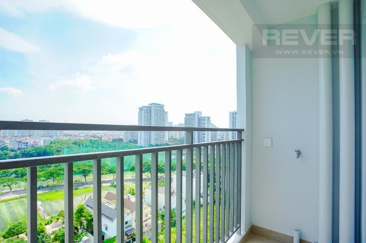 Ban Công Cho thuê căn hộ Sunrise Riverside 2PN, không nội thất, tầng trung, view sông thoáng mát