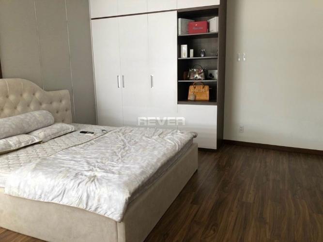 Phòng ngủ Him Lam Riverside Quận 7 Penthouse Him Lam Riverside nội thất cao cấp, view thành phố.